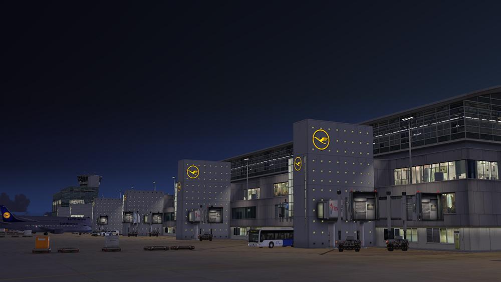 mega airport frankfurt v2 0 fs9 aerosoft shop. Black Bedroom Furniture Sets. Home Design Ideas