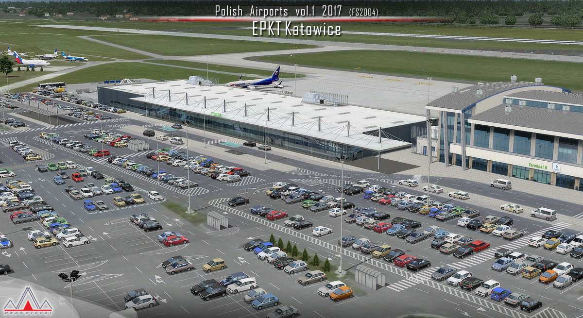 Polish Airports Vol. 1 2017