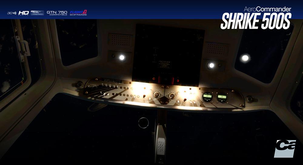Carenado - 500S Shrike - HD Series (FSX/P3D) | Aerosoft Shop