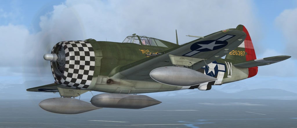 Wings of Power 3: P47 Razorback
