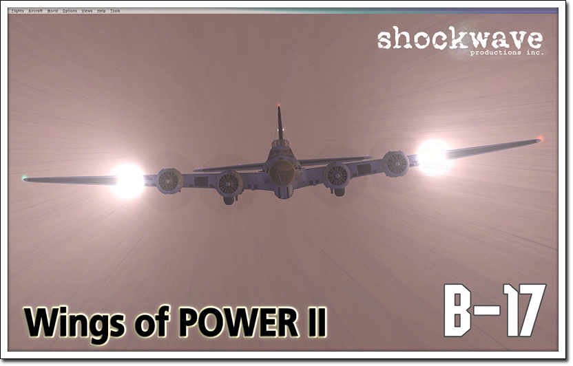 Wings of Power II: B-17