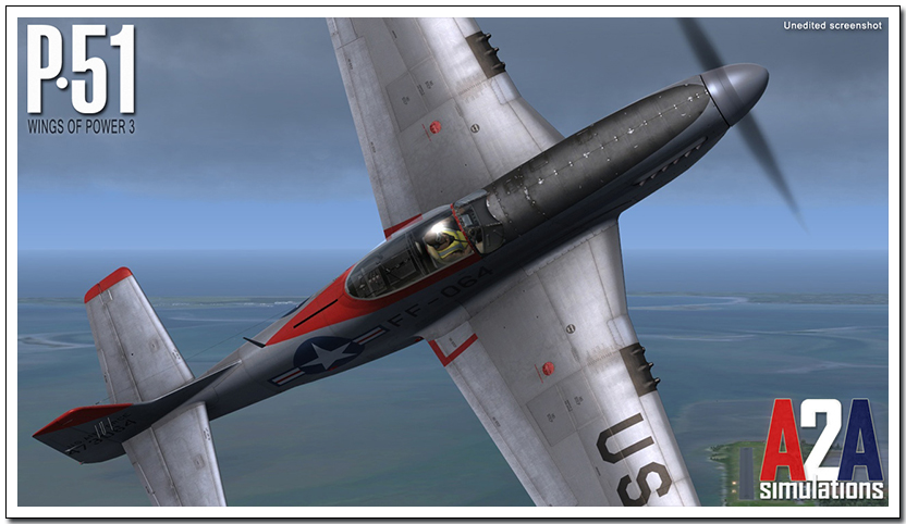 Wings of Power 3: P-51 Military