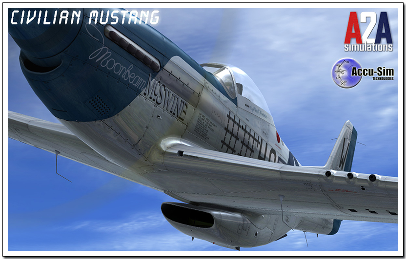 Wings of Power 3: Civilian Mustang