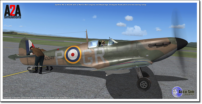 Wings of Power 3: Spitfire