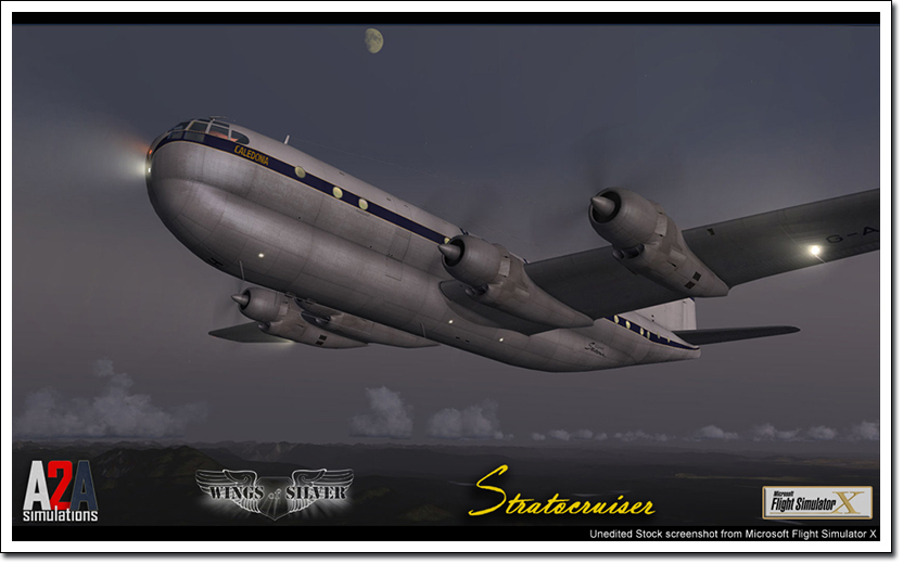 Wings of Silver B377 Stratocruiser