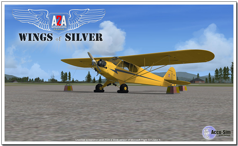 Wings of Silver - Piper J-3 Club