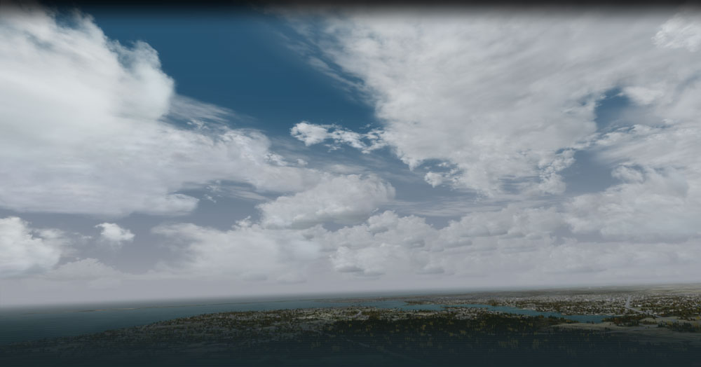 HiFi Technologies - Active Sky Cloud Art for FSX/P3D