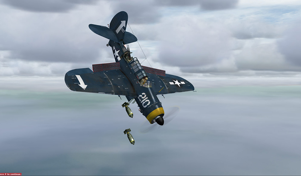 Aeroplane Heaven - Curtiss SB2C Helldiver
