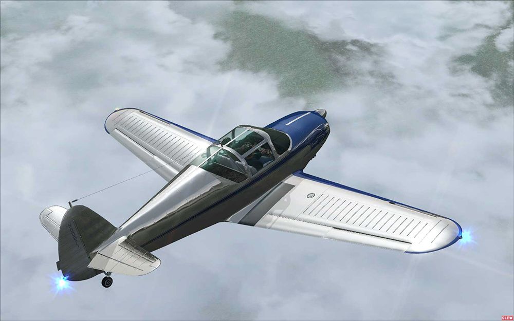 Aeroplane Heaven - Globe Swift GC1-A