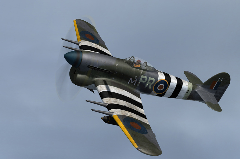 Aeroplane Heaven Hawker Typhoon Aerosoft Shop