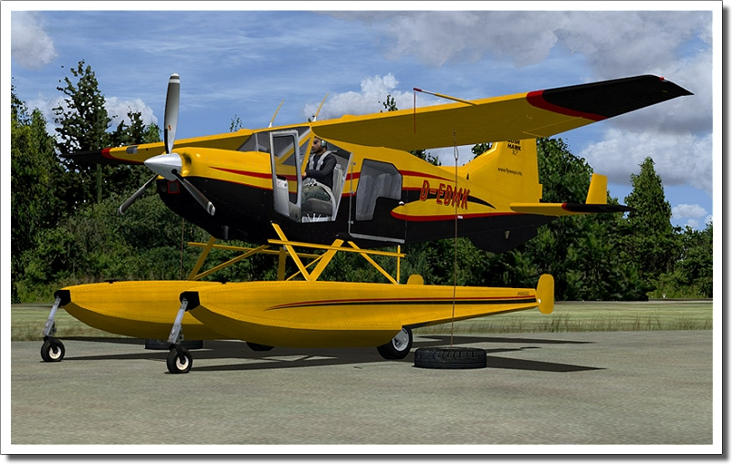 Bush Plane For Sale >> FSDG - Bush Hawk XP | Aerosoft US Shop