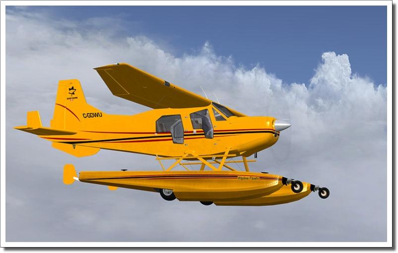 FSDG - Bush Hawk XP | Aerosoft US Shop