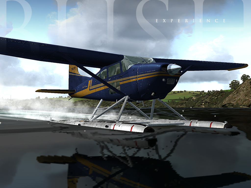 Carenado - C185F Skywagon Bush (FSX/P3D)