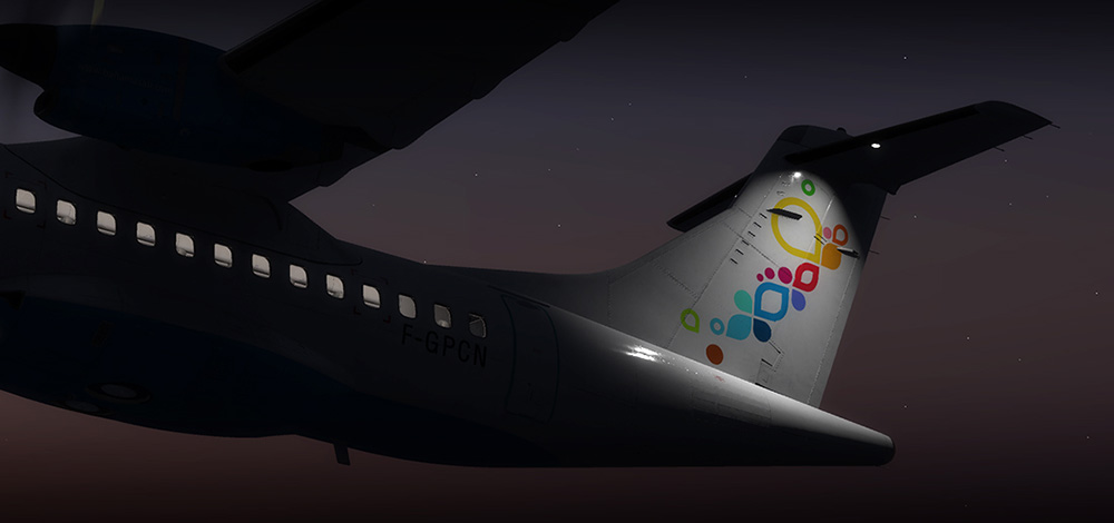 Carenado - A42-500 Series (P3D/FSX)