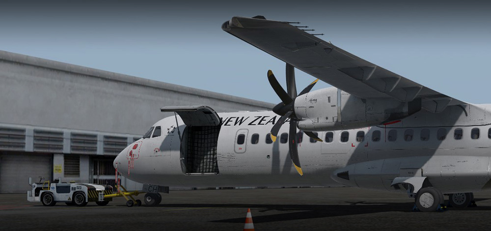 Carenado - A72 500 Series (P3D/FSX) | Aerosoft Shop
