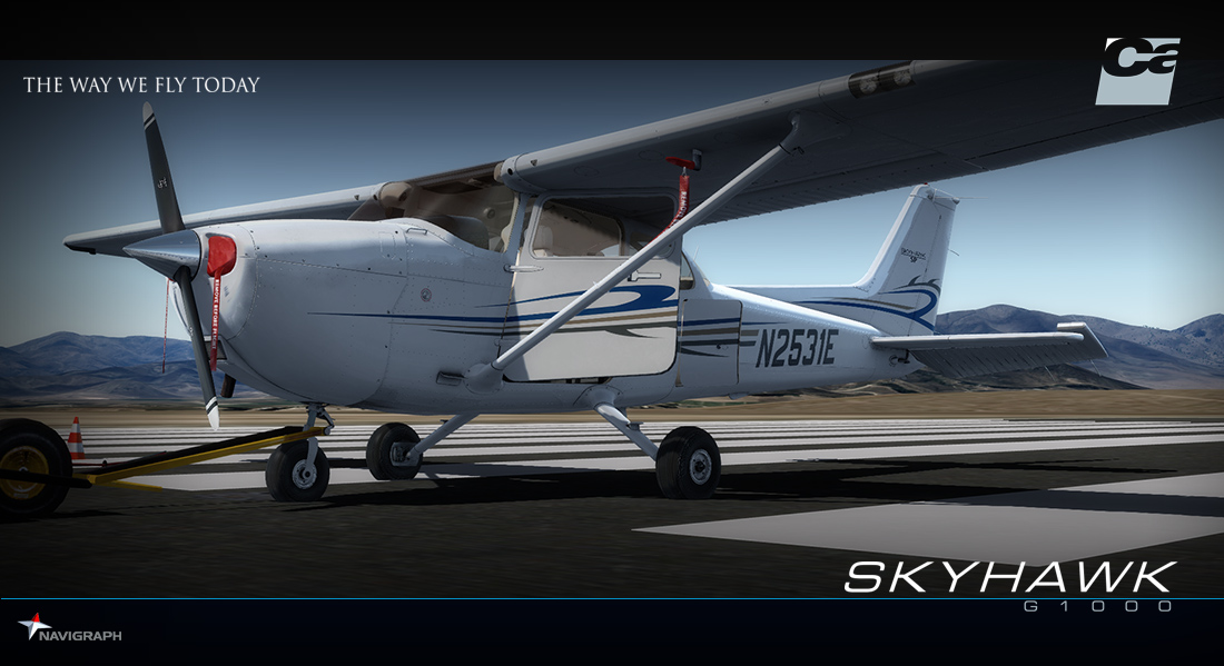 Carenado - C172SP Skyhawk G1000 (FSX/P3D)