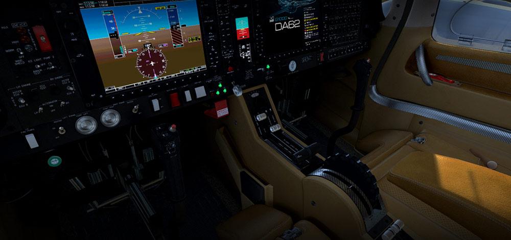 Carenado - DA62 G1000 (FSX/P3D) | SimWare Shop