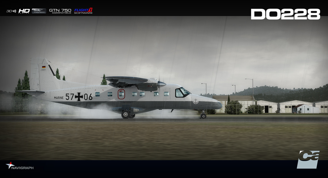 Carenado - DO228 100 - HD Series (FSX/P3D)