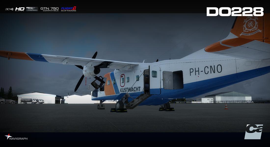 Carenado - DO228 100 - HD Series (FSX/P3D) | Aerosoft Shop