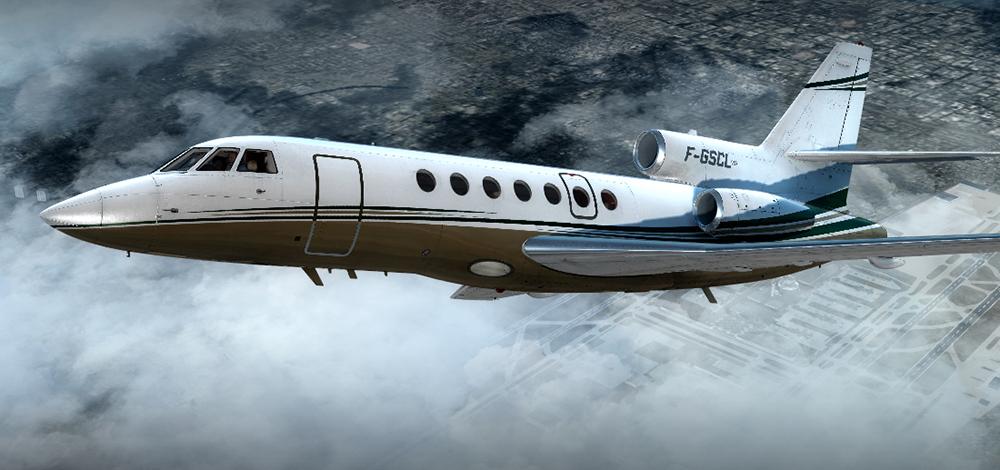Carenado - FA50 EX (FSX/P3D) | Aerosoft Shop