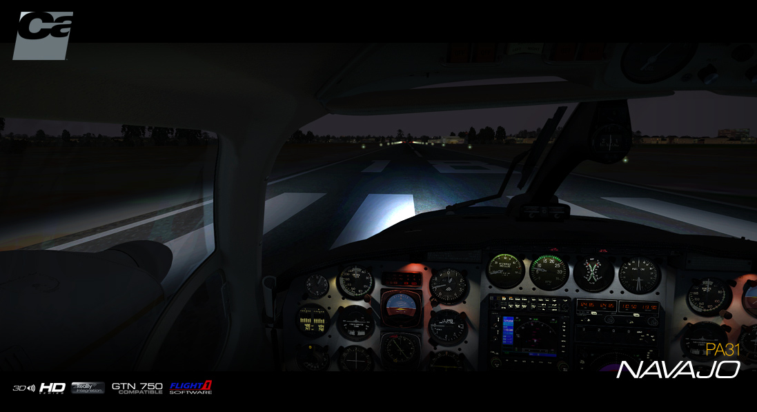 Carenado - PA31 Navajo - HD Series (FSX/P3D)