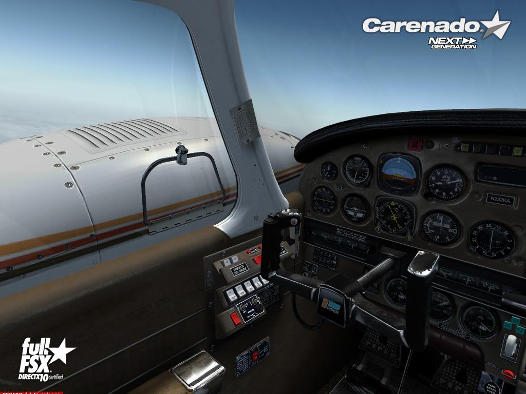 Carenado - PA34 200T SENECA II (FSX/P3D) | Aerosoft Shop