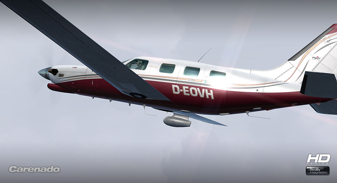Carenado Pa46t Malibu Jetprop Aerosoft Shop