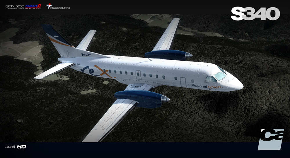 Carenado - S340 (FSX/P3D) | Aerosoft Shop