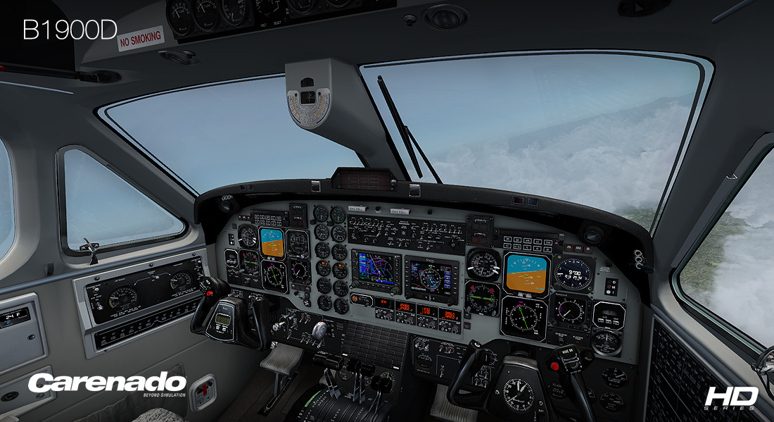 Carenado - B1900D - HD Series (FSX/P3D)