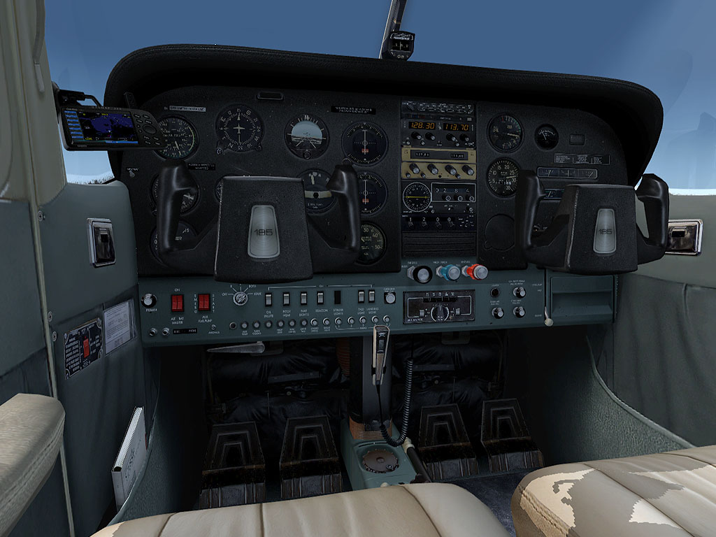 Carenado - C185F Skywagon (FSX/P3D)