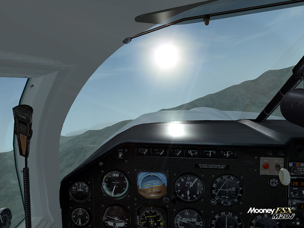 Carenado - M20J Mooney (FSX)