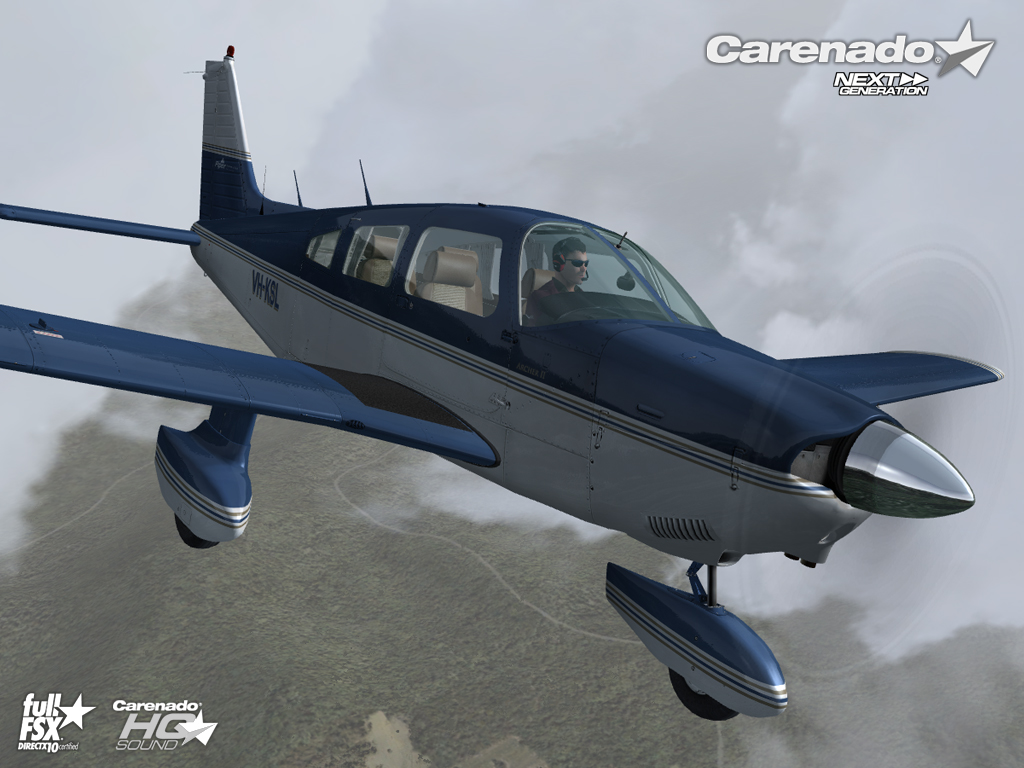 Carenado - PA28 181 Archer II (FSX/P3D)