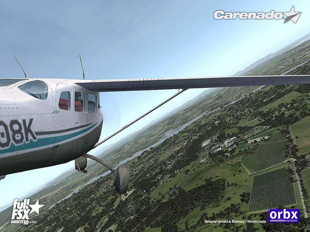 Carenado - U206G Stationair (FSX) | Aerosoft Shop
