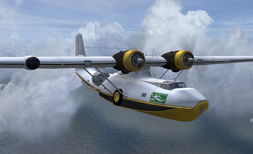 Fsx Aerosoft pby catalina
