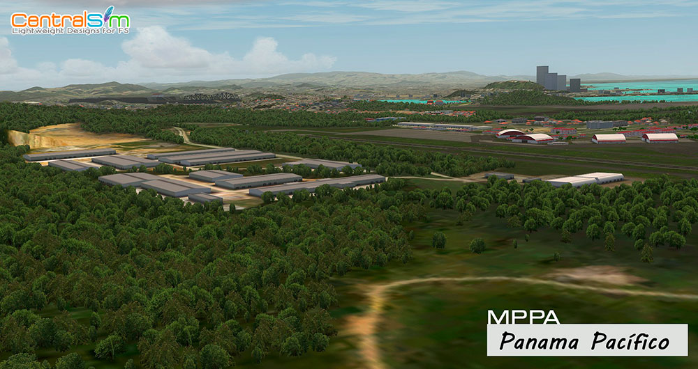 MPPA - Panama Pacifico International Airport FSX