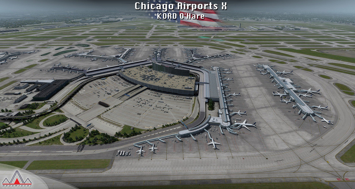 Chicago Airports X