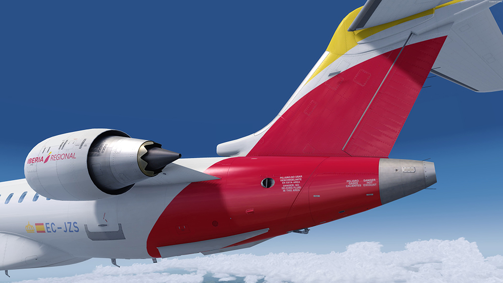 CRJ 700/900 X | Aerosoft Shop
