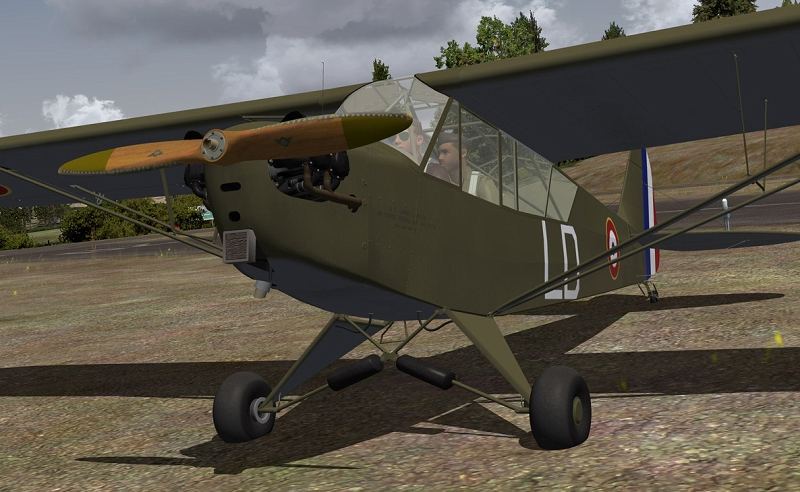 Flight Replicas Cub