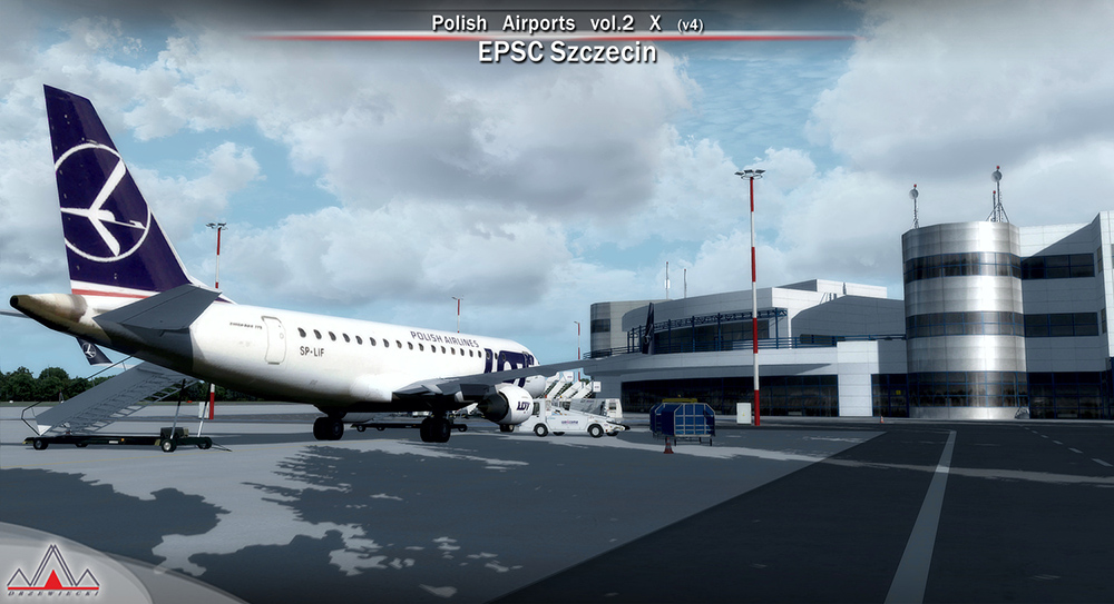 Polish Airports Vol. 2 X (v4)