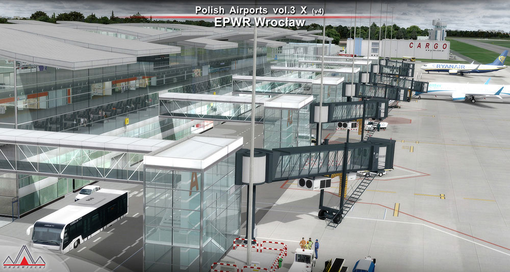 Polish Airports Vol. 3 X (v4)