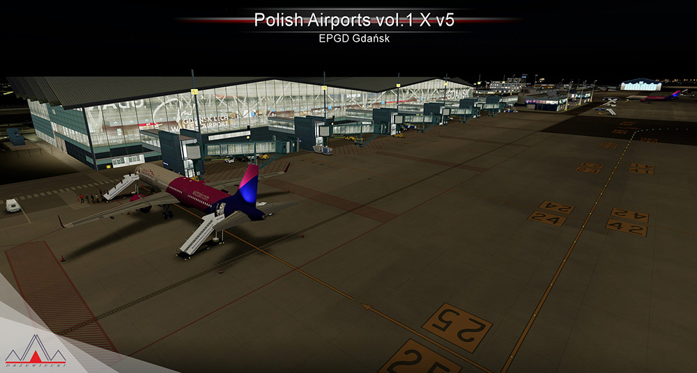 Polish Airports Vol. 1 X (v5)