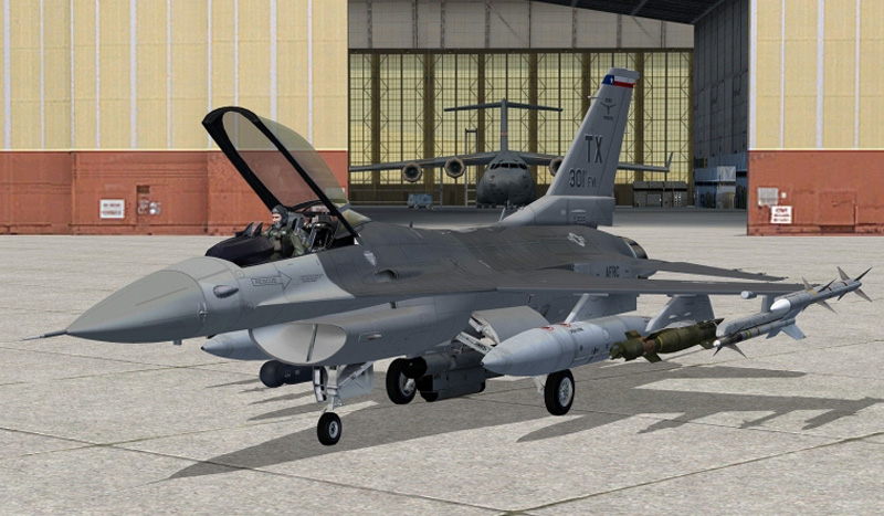 F-16 Fighting Falcon - Mission Pack