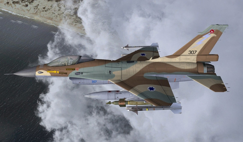 F-16 Fighting Falcon - Mission Pack | Aerosoft US Shop