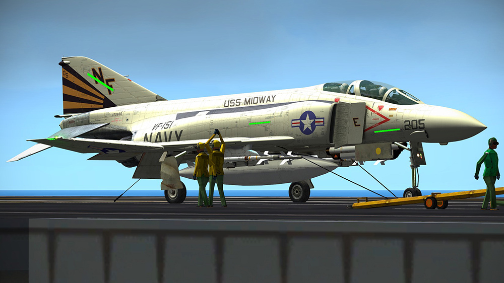 Advanced Series: F-4J/S Phantom II