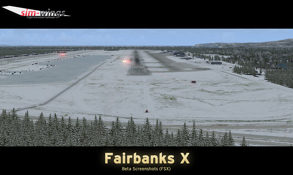 Fairbanks X