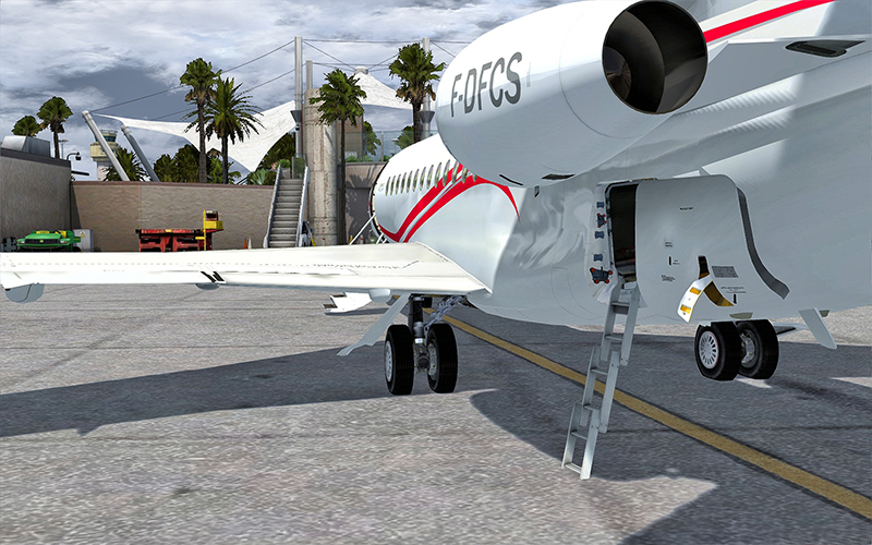 Dassault Aviation Falcon 7X   Aerosoft Shop