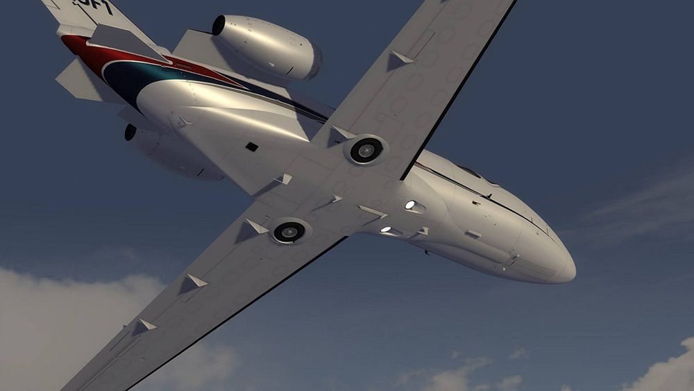 Cessna Citation Mustang Version 2