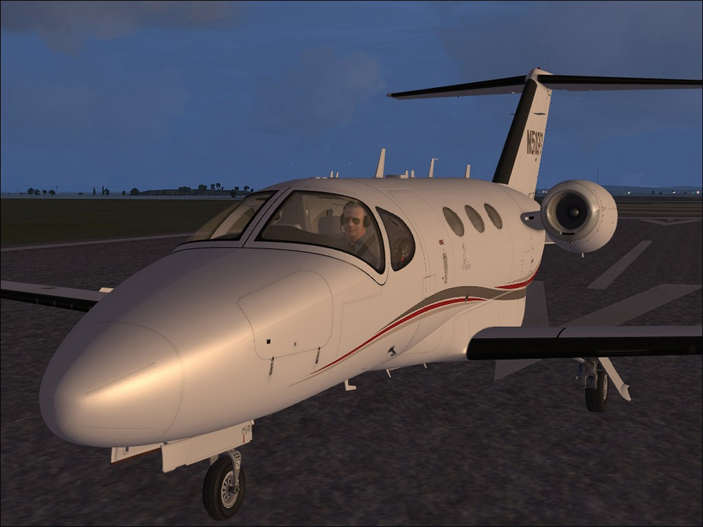 Cessna Citation Mustang for P3D