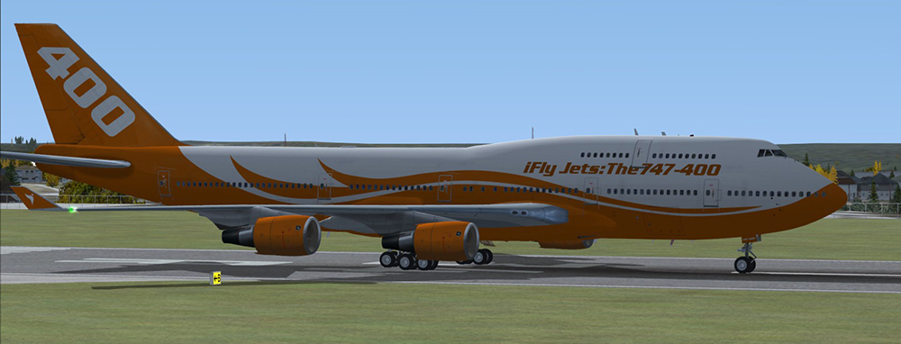iFly Jets: The 747-400 for FSX | Aerosoft US Shop