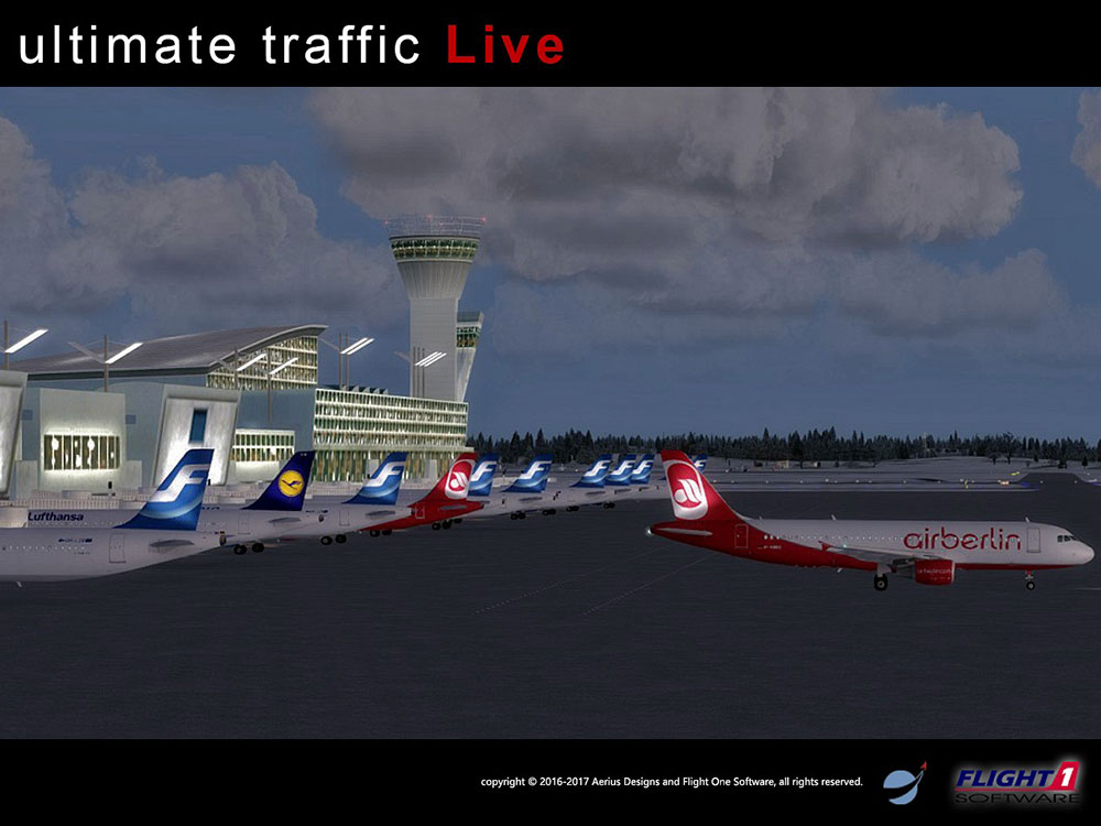 Ultimate Traffic Live